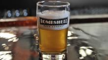 IMAGES: A look at Bombshell Beer Company