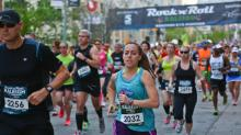 IMAGES: 2014 Rock 'n' Roll Marathon: Starting line