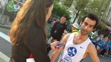 Raleigh runner is first to finish RnR course