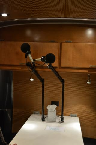 StoryCorps will be collecting oral histories onboard their Airstream trailer through May 16, 2014, at American Tobacco Campus in Durham.