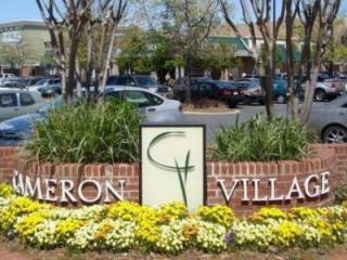 Cameron Village (Image from https://www.facebook.com/cameronvillage?ref=br_tf)