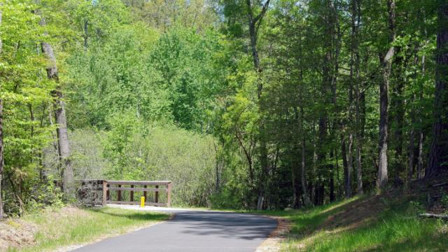 Most areas of the Capital Area Greenway are paved and smooth with few hills.