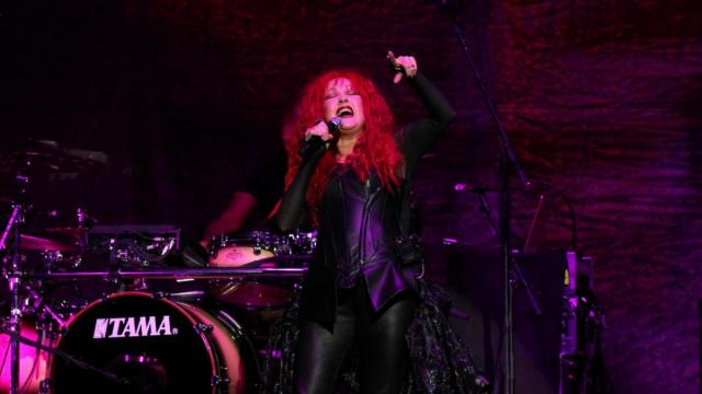 Cyndi Lauper played PNC Arena on May 7, 2014. (Photos by Kathy Hanrahan)