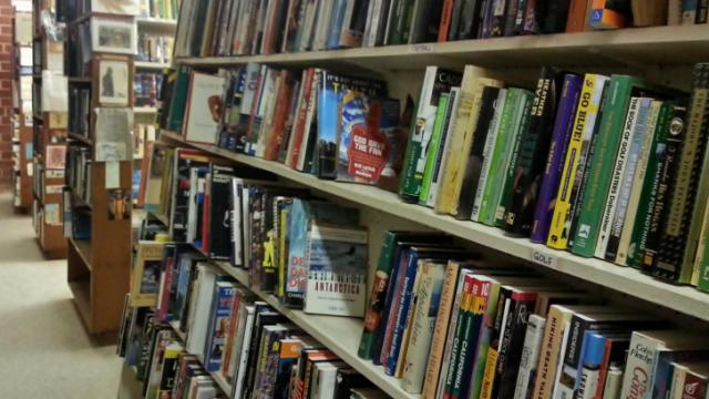 Who Buys Used Books In Raleigh Nc