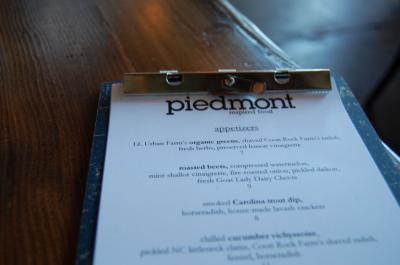 Piedmont in Durham