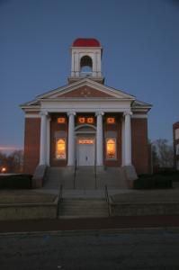 Horne Memorial United Methodist Church, Clayton, NC