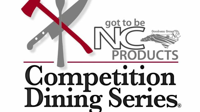 """Got To Be NC"" Competition Dining Series: Fire in the Triangle"