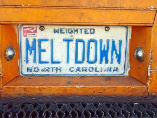 The American Meltdown food truck is a Midtown Farmers Market regular.