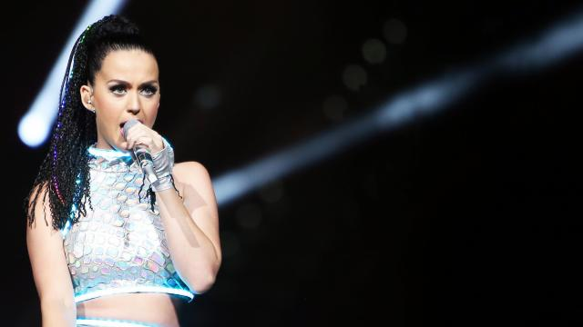 Katy Perry performed at PNC Arena on Sunday, June 22, 2014 in Raleigh, NC.  (Photo by Jack Morton)