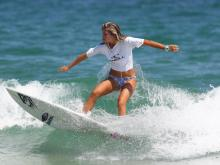 The O'Neill/ Sweetwater Pro-Am held on Wrightsville Beach has grown into one of the largest surfing contests on the East Coast and attracts surfers from around the world.