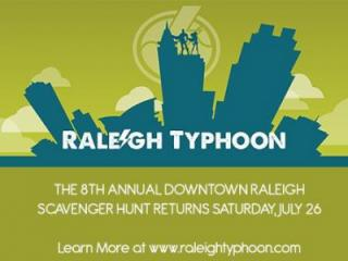 Raleigh Typhoon