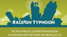 IMAGE: Scavenger hunt, The Raleigh MIX lead our weekend best bets