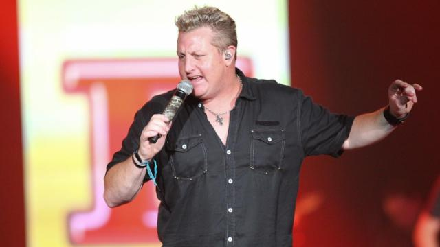 Rascal Flatts in concert on Friday July 25, 2014 in Raleigh N.C. at Walnut Creek Amphitheater. (Chris Baird / WRAL Contributor).