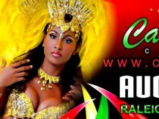 CaribMask Festival is Aug. 23, 2014 in downtown Raleigh.