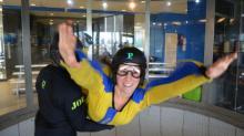 IMAGES: Indoor skydiving in Raeford