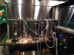 G2B Gastropub nano brewery