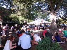 Weaver Street Co-op Fair and Market