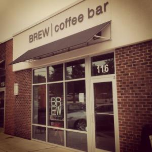 Brew Coffee Bar. Image from John Huisman.