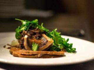 Primal's 24 hour braised beef short rib. Image from Hadassah Patterson.