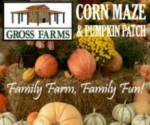 Gross Farms Corn Maze and Pumpkin Patch