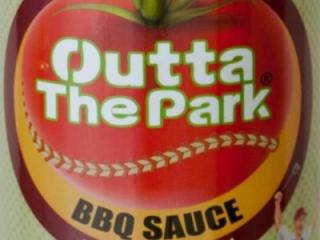 Outta The Park BBQ Sauce (Image from Facebook)