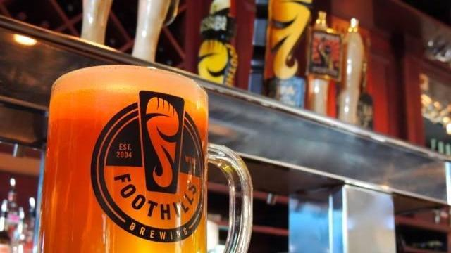 Foothills Brewing Company (Image from Facebook)