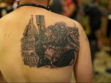 Raleigh Tattoo Festival