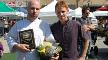 IMAGES: Midtown Farmers' Market crowns 'Iron Chef' winners