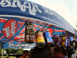 Beericana Craft Beer & Music Festival on September 27, 2014 in Holly Springs, N.C. (Chris Baird / WRAL Contributor).