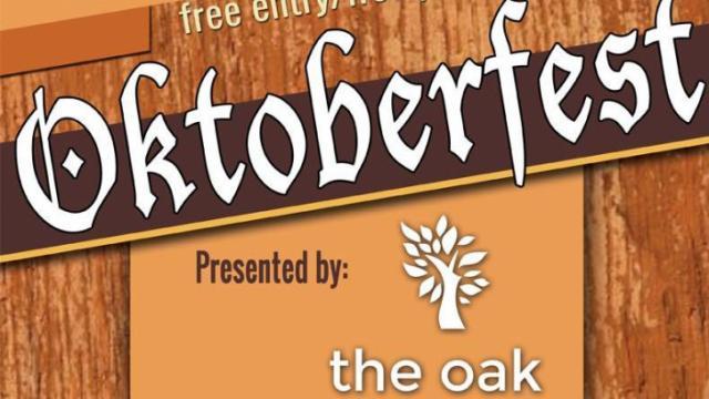 The Oak Oktoberfest