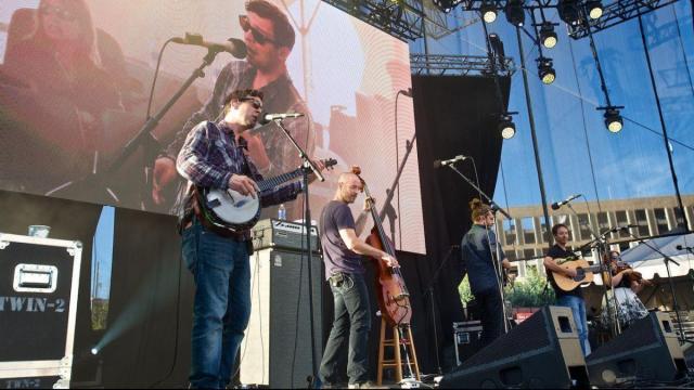 Wide Open Bluegrass 2014