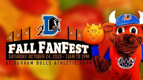 Durham Bulls Fall Fan Fest