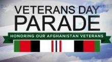IMAGE: Fayetteville to host Veterans Day Parade, ceremony