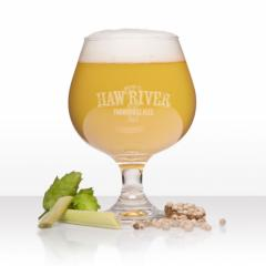 Rusted Plow Farmhouse Saison at Haw River Farmhouse Ales