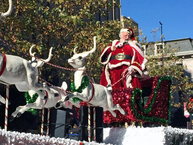 2014 wral tv raleigh christmas parade