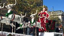 2014 WRAL-TV Raleigh Christmas Parade