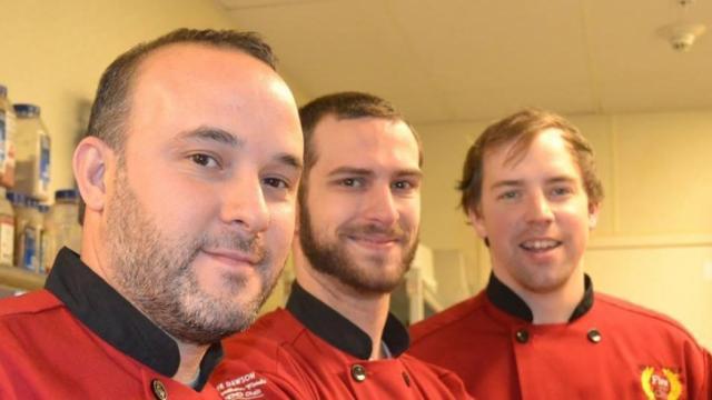 Team Mimosa Grill