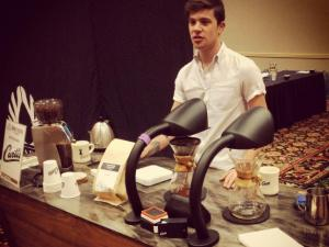 The Big Eastern Coffee Championships were held in Durham Nov. 21-23, 2014.