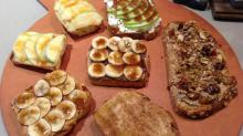 IMAGES: Sola Coffee introduces toast bar
