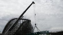 IMAGES: New Carowinds coaster is world's tallest, fastest