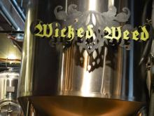 Wicked Weed Brewery in Asheville