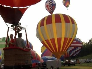WRAL Freedom Balloon Fest will feature dozens of balloons in competition and skills displays.