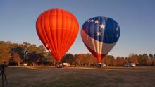 IMAGES: Get ready to glow: Wake County to host hot air balloon festival in 2015