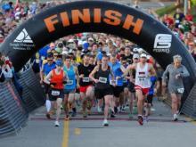 Tobacco Road Marathon and Half Marathon
