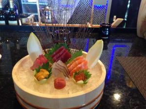 Ajisai Japanese Fusion and and Sushi (Image from Triangle Restaurant Week)