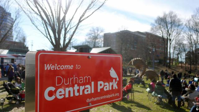 Durham Central Park