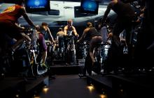 FlyWheel cycle studio (Image courtesy of FlyWheel)
