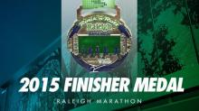 IMAGES: Get a first look at the new Rock 'n' Roll Marathon medals