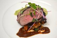 Competition Dining: Battle Angus Beef and Chestnut Flour