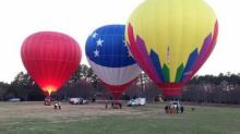 IMAGES: Local balloon fest offers full scholarship to balloon camp